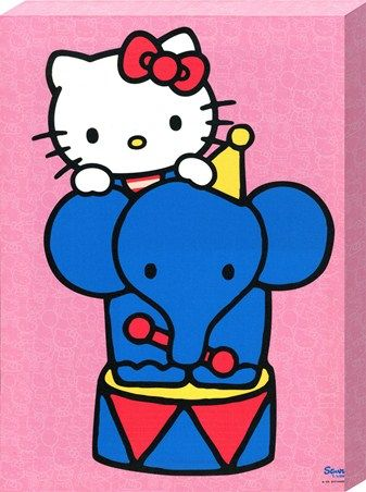 Circus Fun With Hello Kitty - Sanrio's Hello Kitty