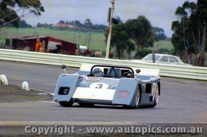 Niel Allen Elfin ME5 Chev - Calder 31st May 1970 - Photographer Jeff Nield - AUTOPICS