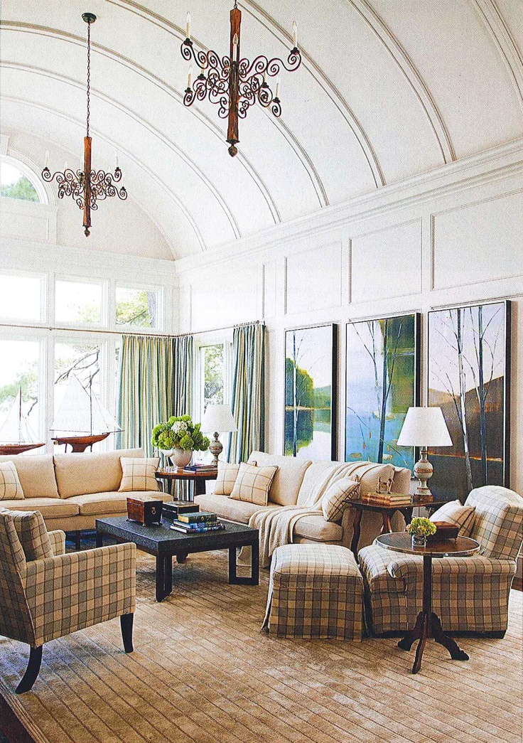 living room vaulted ceiling 41 best images about barrel vault ceilings on 15564