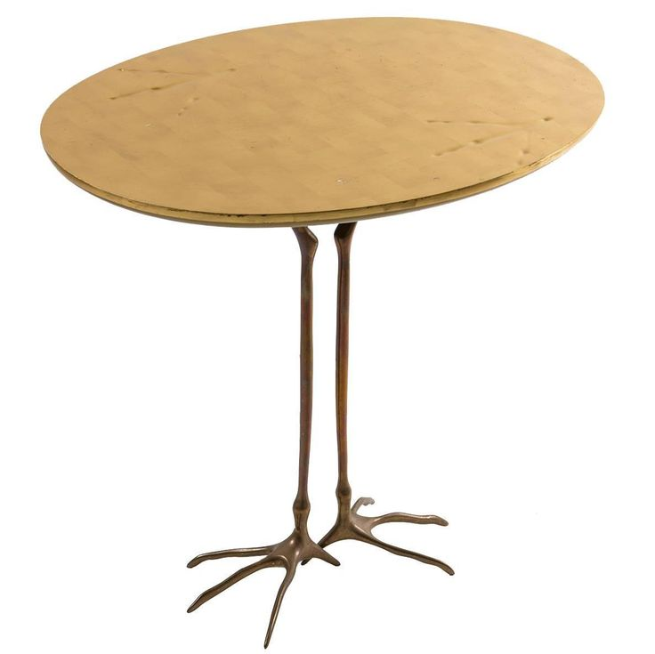 """Traccia"" Table by Meret Oppenheim for Simon Gavina"