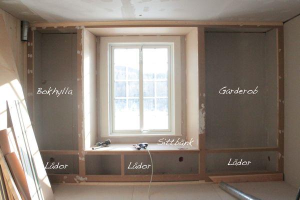 It's a house - en av Sveriges största inredningsbloggar: Platsbyggd förvaring