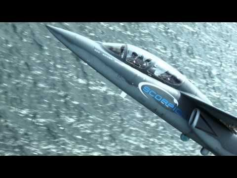 The Textron AirLand Scorpion - Reel - YouTube