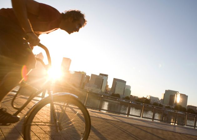 Best Cities to See from a Bicycle Seat - Amsterdam, Bogota, Cape Town, Indianapolis!, Montreal, Portland, San Diego.