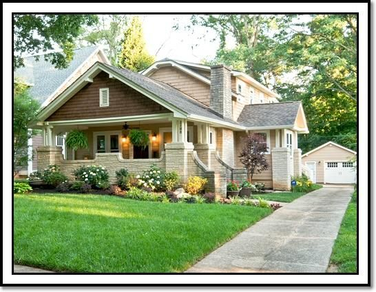 37 best images about historic bungalow ideas on pinterest for Craftsman homes in charlotte nc