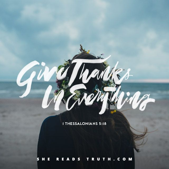 Psalms of Gratitude reading plan from She Reads Truth | SheReadsTruth.com