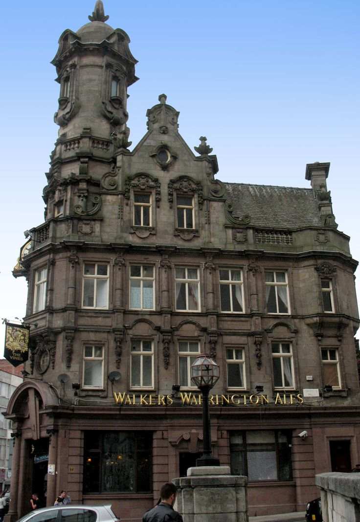 walker warrington pub liverpool england liverpool. Black Bedroom Furniture Sets. Home Design Ideas