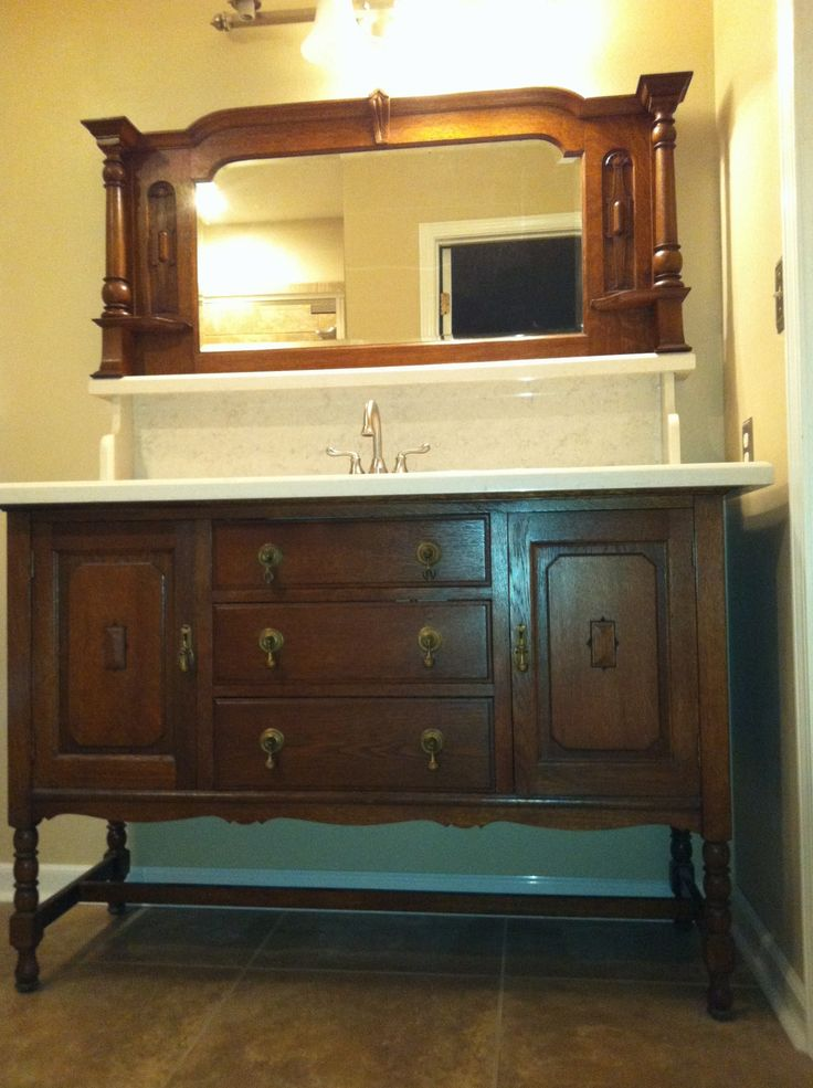 Best 25+ Antique Bathroom Vanities Ideas On Pinterest