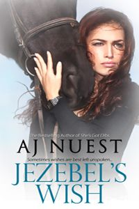 FABULOUS NEW COVER for Jezebel's Wish made by the talented Diane Carlisle! Whoot!
