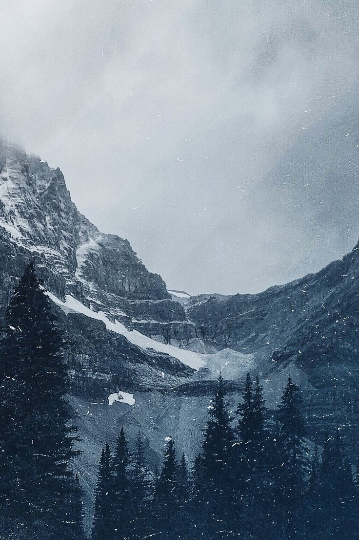 Iphone wallpaper tumblr travel - Mountains And Snow