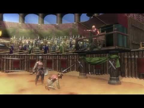 Gladiators Online - RAW Gameplay 6 - Gladiators Online [Death Before Dishonor] is a Free to play Combat management MMO blood sport Game that makes players the owner of a gladiator team in ancient Rome