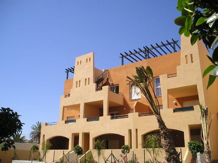 Appartement bij het water in Vera Playa, Spanje   4 personen   88806