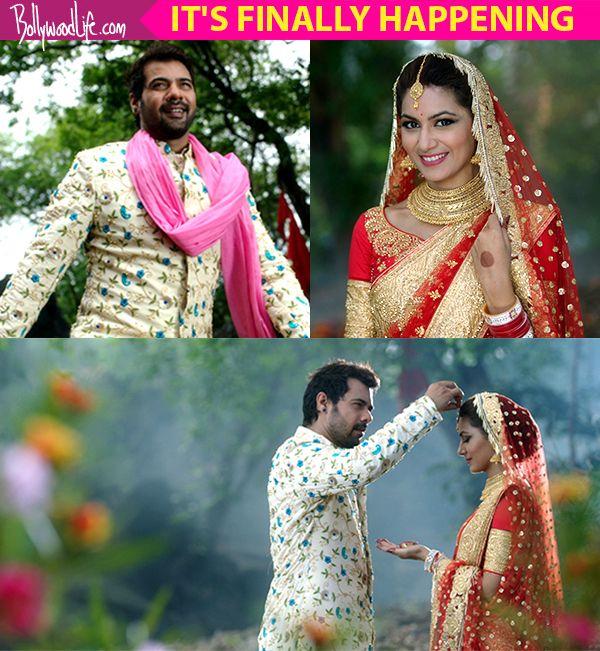 [PHOTOS] These stills of Abhi and Pragya's wedding from Kumkum Bhagya will make you fall in love #FansnStars