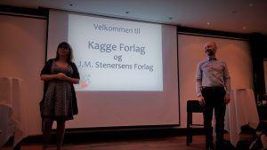 Høstmøte hos Kagge i Kristiansand