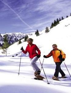 Ciaspolata con racchette da neve www.eliteholiday.net