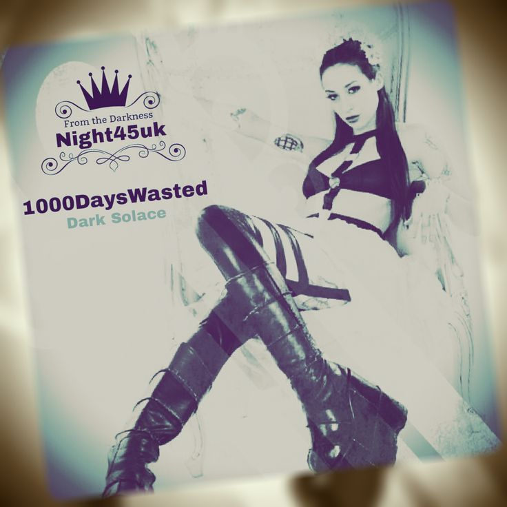 world class 1000DaysWasted - Dark Solace --Yeah Tuneage awesomeness on Beatport --Killer Night45uk Flavour 1000DaysWasted -- https://pro.beatport.com/artist/1000dayswasted/411731