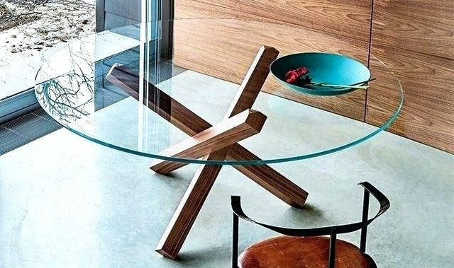 Diy Table Base For Glass Top Wonderful Decorating Ideas 0 In 2020