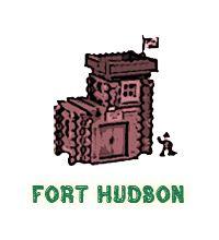 Lincoln Logs Fort Hudson
