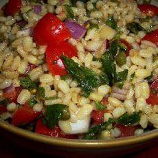 ... Mint Recipe | Grandma Mint | Pinterest | Barley Salad, Mint Recipes