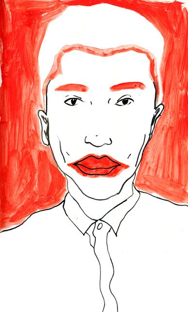 Lips by Cynthia Merhej