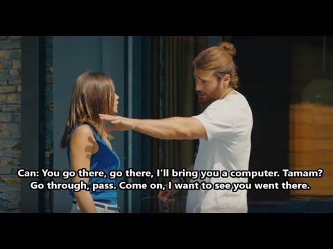 Erkenci Kuş 8  Bölüm - Don't go Sanem (English Subtitles