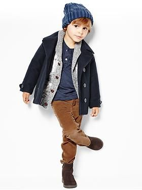 Baby Clothing: Toddler Girl Clothing: Featured Outfits Toddler Boy New Arrivals   Gap