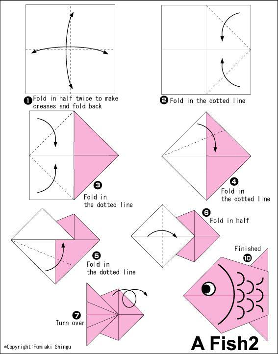 origamie facile enfant | Maman à la maison, Bricolons ensemble - Page 4