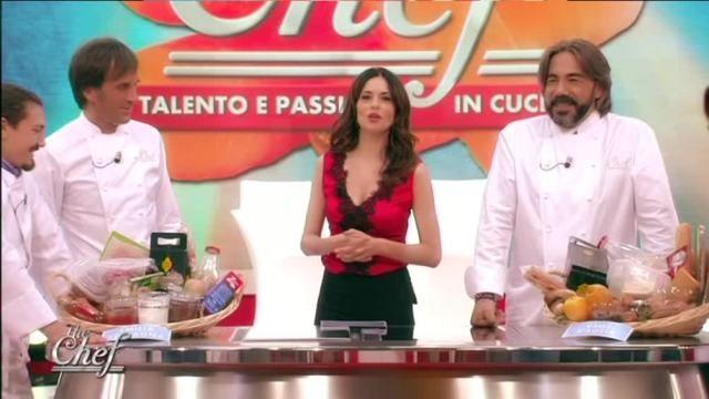 Uso Zefiro per...fare la Zuppa Inglese o il Dolce di mele alla Valdostana della terza puntata di #TheChef. #tvshow #recipes #Italy #zuppainglese #dolce di #mele #video