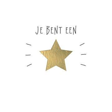 Jij bent een ster! #hallmark #hallmarknl #bedankt #vriendschap #friends #thankyou #superblij #vrienden #bestfriends #ster #star