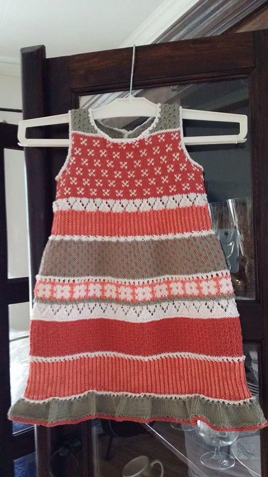 PT kjole, fargerinspirasjon