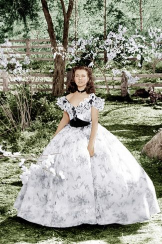 GONE WITH THE WIND, Vivien Leigh, 1939 Photographie sur AllPosters.fr
