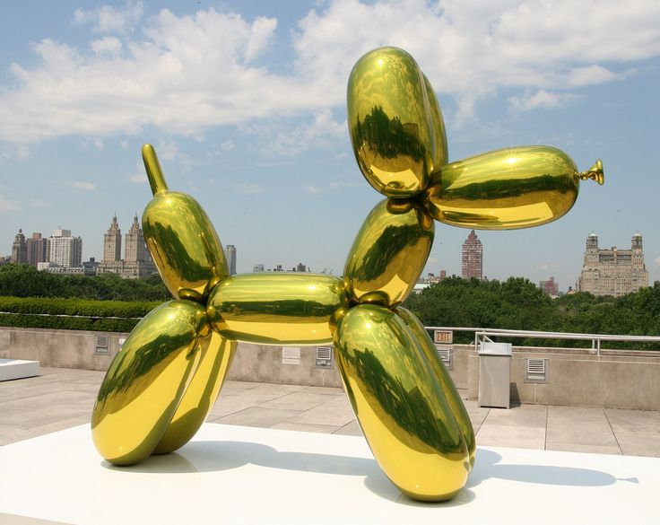 jeff koons: Contemporary Artists, Giant Balloon, The Artists, Art Museums, Balloon Dogs, Dogs Art, Children Toys, Jeff Koons, Metropolitan Museums