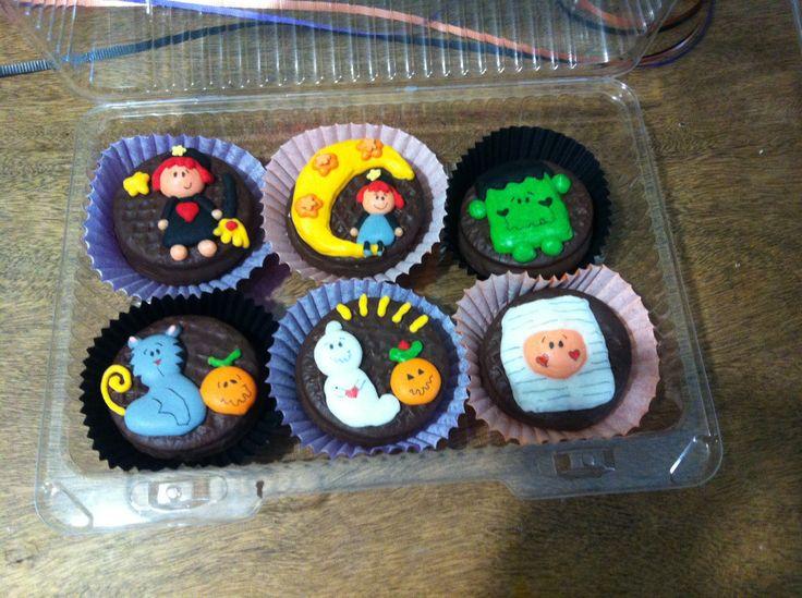 Mamut decorados para Halloween