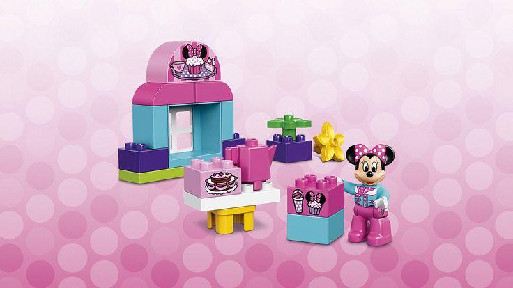 10830 Cafetería de Minnie - Productos - DUPLO LEGO.com