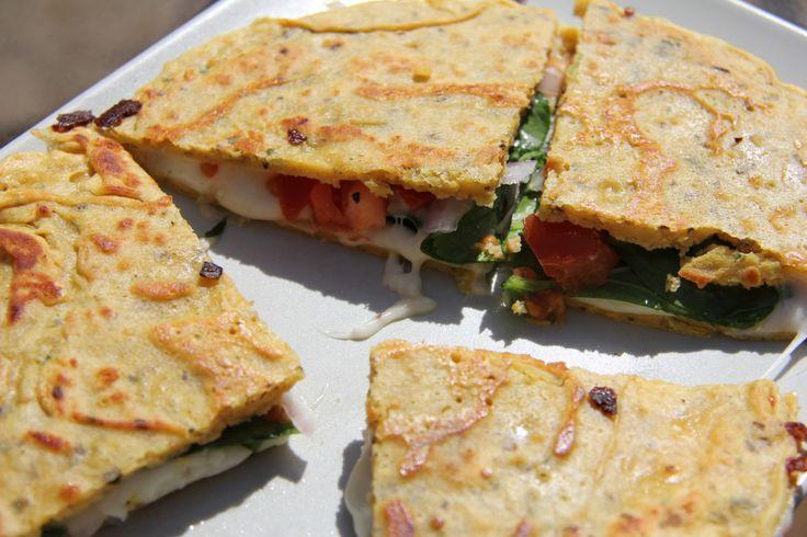 Quesadillas (Gluten Free)