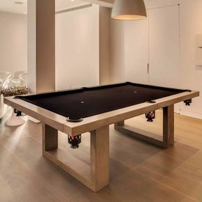 WellDoneStuff ♦dAǸ†㉫♦ Concrete Pool Table by James De Wulf - $18 890