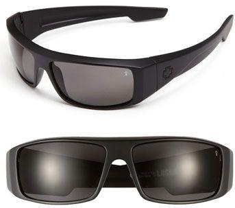 #SPY Optic                #Eyewear                  #Optic #'Logan' #60mm #Polarized #Sunglasses #Matte #Black #Polarized #Size   SPY Optic 'Logan' 60mm Polarized Sunglasses Matte Black Polarized One Size                              http://www.snaproduct.com/product.aspx?PID=5421330