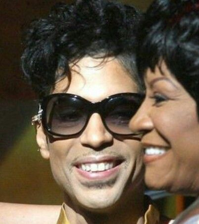Prince with Patty Labelle