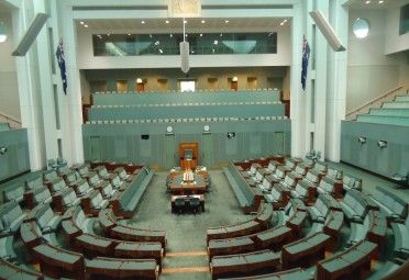 Australian Government Lesson Plan – Law making in the House of Representatives