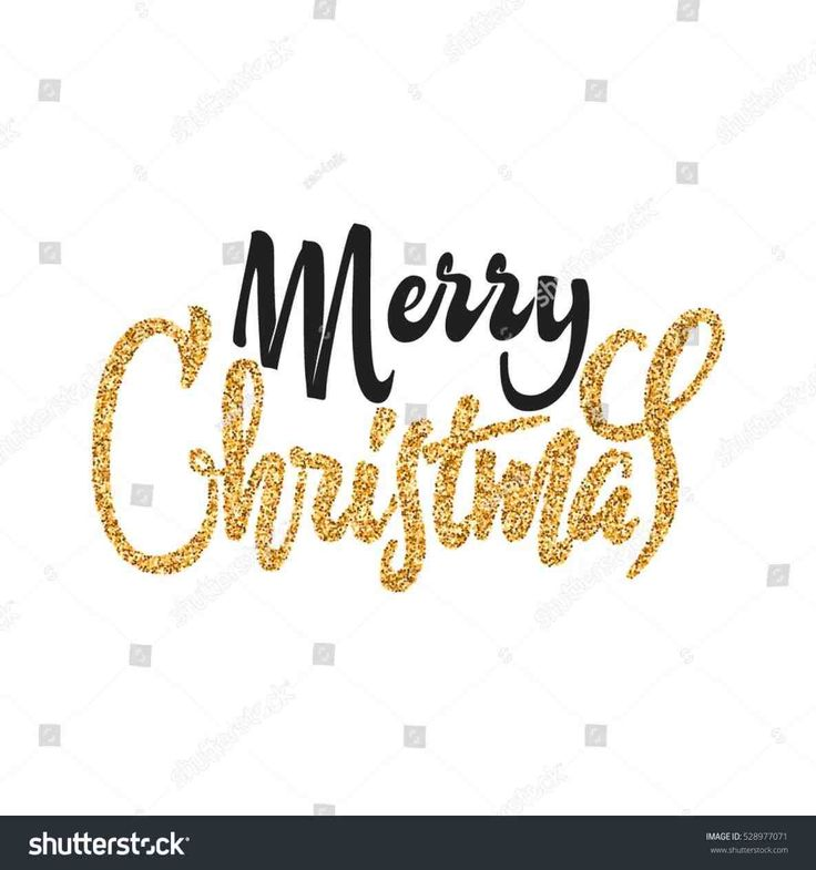 New Post fancy merry christmas text
