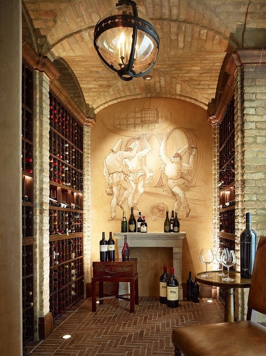 over 100 man cavewine cellar design ideas httpwwwpinterest - Home Wine Cellar Design Ideas