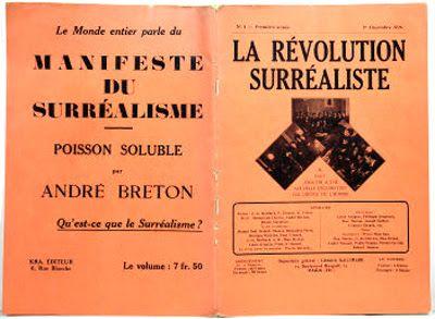 breton manifesto 1924 - Google Search