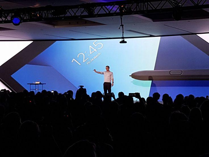 Ceruza is érkezik a Galaxy Tab S3-hoz, csupán 0.7 mm a hegye - nyomata nyomásfüggő szélességű. http://ahiramiszamit.blogspot.ro/2017/02/ceruza-is-erkezik-galaxy-tab-s3-hoz.html
