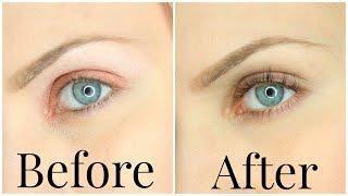 ee6be8163be EYELASH PERM & TINT   My Experience (LVL Lash Lift)   Eyelashes ...