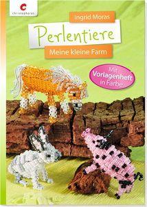 libro D Animali di perline-La mia piccola fattoria