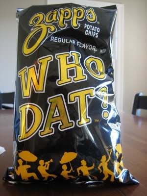 Zapp S Who Dat Chips Louisiana I Miss You Pinterest