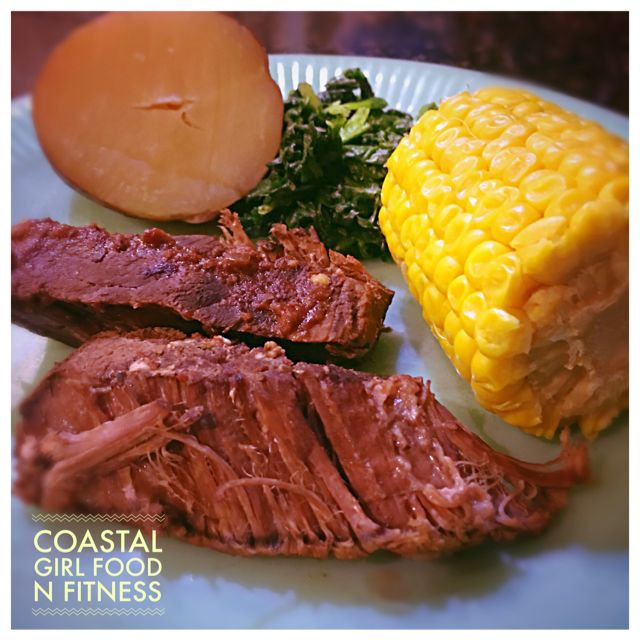 """""""This is an AWESOME IDEA!"""" A steak dinner in the Crock-Pot! And not the kind where everything takes on the same flavor but a true steak, potato and corn on the cob dinner.&n…"""