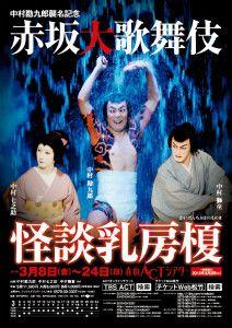 第6回投票結果&第7回クイズ『鯉つかみの水の量は?』|はじめての歌舞伎!byたむお
