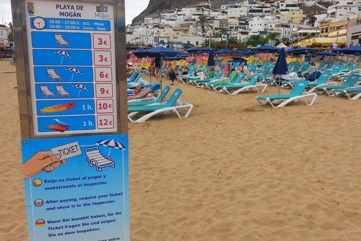 '' aus dem Reiseblog 'Über Weihnachten auf den Kanaren: Urlaub im Dorado Beach auf Gran Canaria'