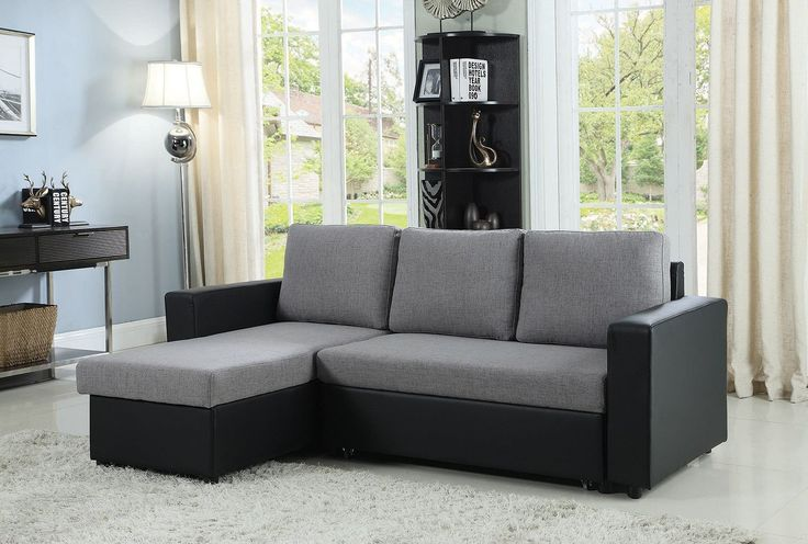 Baylor Sectional W Pull Out Bed House Purchases