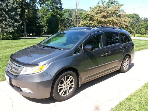 2012 Honda Odyssey EXL - Emmitsburg, MD #6140616651  Once Driven